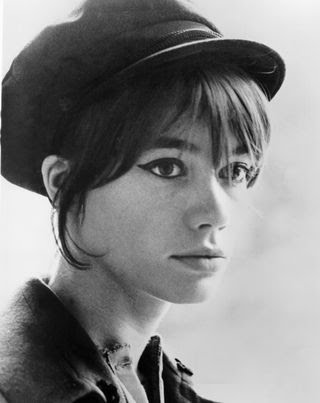 Francoise Hardy Portrait
